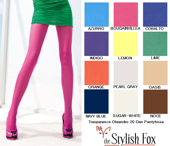 At Pantyhose Colors Our 100