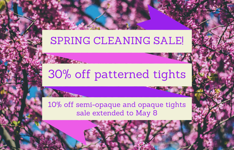SPRING CLEANING SALE!