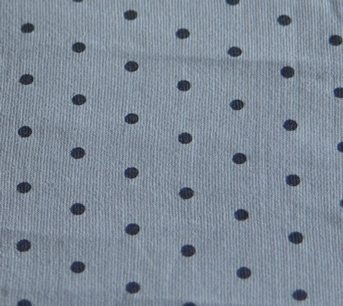 Gray/Black Dots